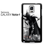 Batman Arkham City Samsung Galaxy Note 4 Case