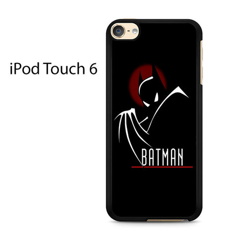 Batman Red Ipod Touch 6