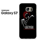 Batman Red Samsung Galaxy S7 Case