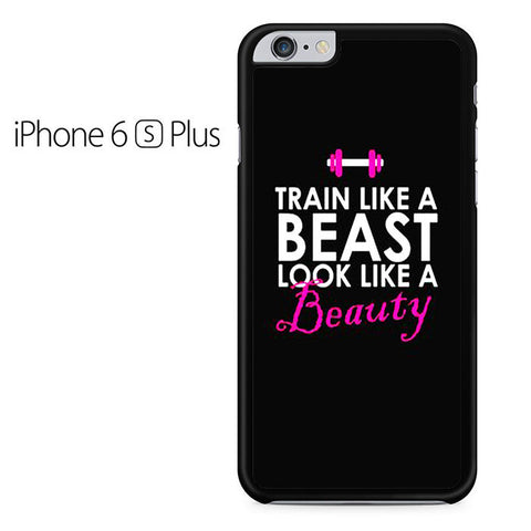 Beast And Beauty Quote Iphone 6 Plus Iphone 6S Plus Case