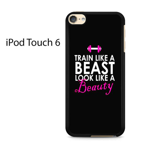 Beast And Beauty Quote Ipod Touch 6