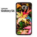 Beautiful Maple Leaves Samsung Galaxy S6 Case