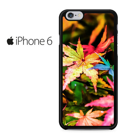 Beautiful Maple Leaves Iphone 6 Iphone 6S Case