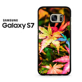 Beautiful Maple Leaves Samsung Galaxy S7 Case