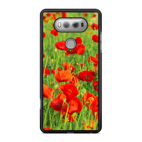 Beautiful Poppies LG V20 Case
