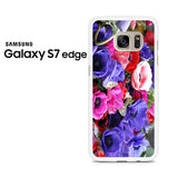 Beautiful Summer Blossoms Samsung Galaxy S7 Edge Case