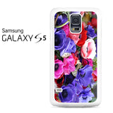 Beautiful Summer Blossoms Samsung Galaxy S5 Case