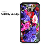 Beautiful Summer Blossoms Samsung Galaxy S6 Edge Case
