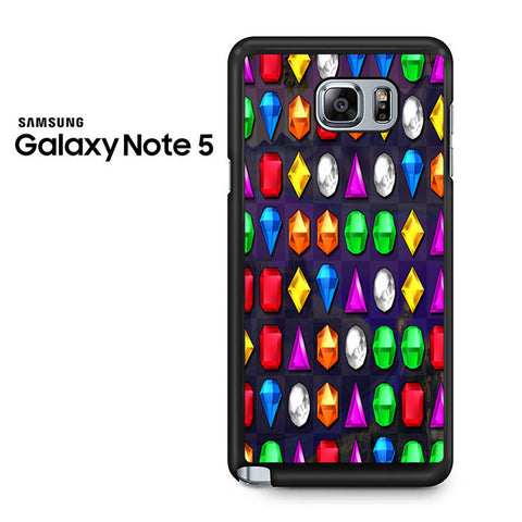 Bejeweled 3 Samsung Galaxy Note 5 Case