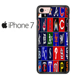 Best and worst MLB logos Iphone 7 Case