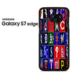 Best And Worst MLB Logos Samsung Galaxy S7 Edge Case