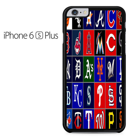 Best and worst MLB logos Iphone 6 Plus Iphone 6S Plus Case
