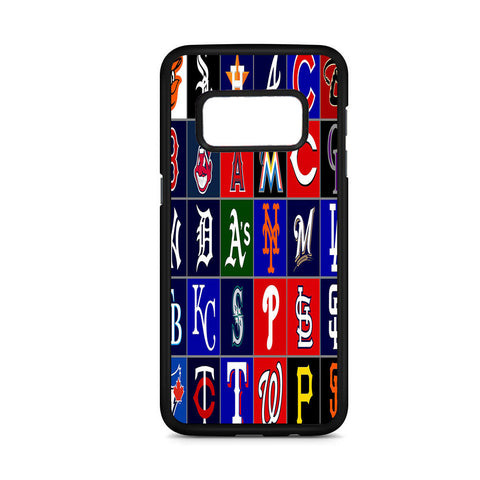 Best And Worst Mlb Logos Samsung Galaxy S8 Case