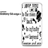 Best Friend Quote Samsung Galaxy S6 Edge Plus Case