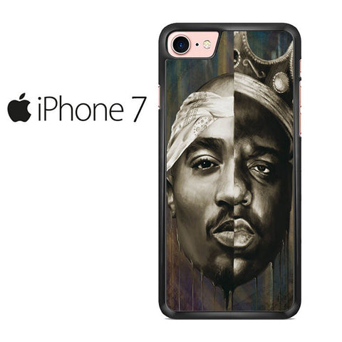 Biggie And Tupac Music Legends Iphone 7 Case
