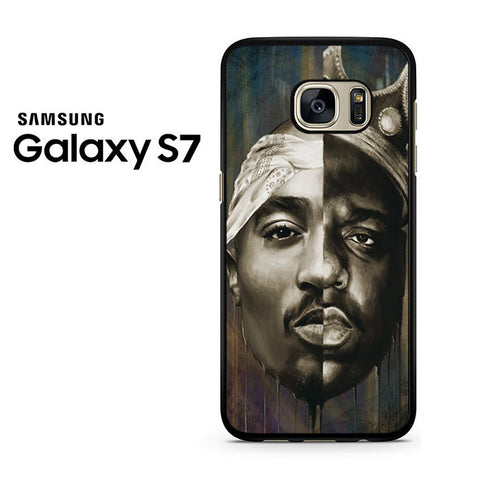 Biggie And Tupac Music Legends Samsung Galaxy S7 Case