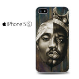 Biggie And Tupac Music Legends Iphone 5 Iphone 5S Iphone SE Case