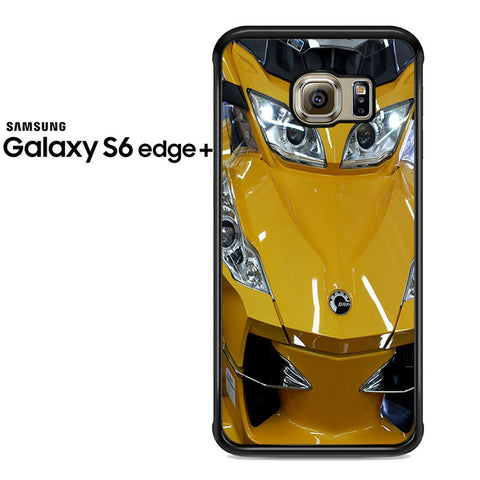 Black Can Am Spyder Maverick Samsung Galaxy S6 Edge Plus Case