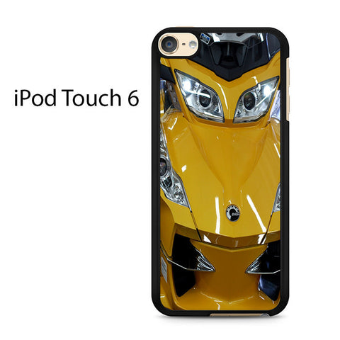 Black Can Am Spyder Maverick Ipod Touch 6