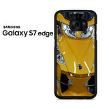 Black Can Am Spyder Maverick Samsung Galaxy S7 Edge Case