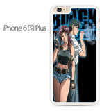 Black Lagoon Anime Iphone 6 Plus Iphone 6S Plus Case