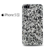 Black Marble Sparkle Iphone 5 Iphone 5S Iphone SE Case
