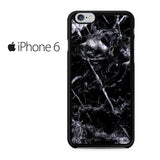 Black Marble White Iphone 6 Iphone 6S Case
