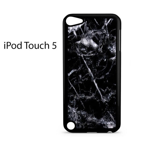 Black Marble White Ipod Touch 5