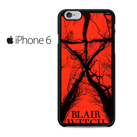 Blair Witch Poster Iphone 6 Iphone 6S Case