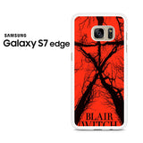Blair Witch Poster Samsung Galaxy S7 Edge Case