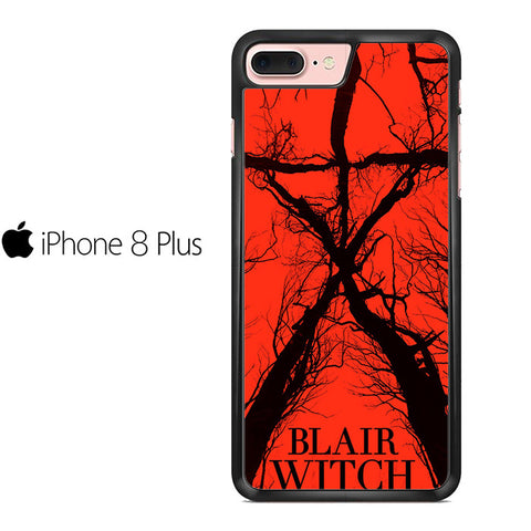 Blair Witch Poster Iphone 8 Plus Case