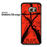 Blair Witch Poster Samsung Galaxy S6 Edge Case