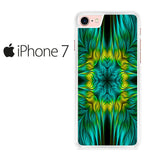Blue Green Yellow Design Iphone 7 Case