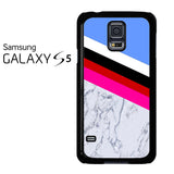 Blue Marble Stripe Samsung Galaxy S5 Case
