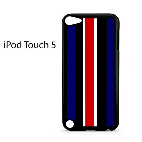 Blue Stripe Ipod Touch 5
