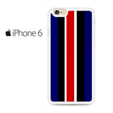 Blue Stripe Iphone 6 Iphone 6S Case