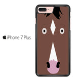 Bojack Horseman Face Iphone 7 Plus Case