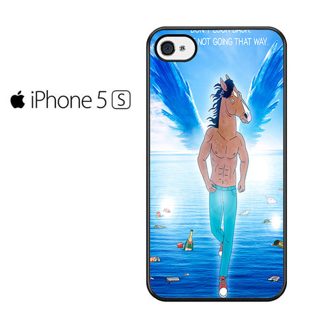 Bojack Horseman Wings Iphone 5 Iphone 5S Iphone SE Case