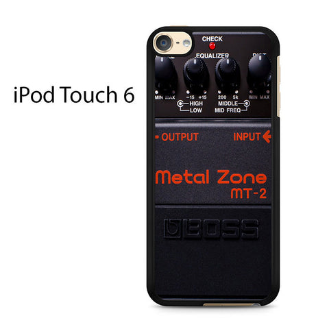 Boss Heavy Metal Ipod Touch 6