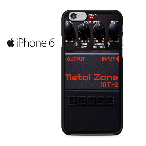 Boss Heavy Metal Iphone 6 Iphone 6S Case