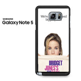 Bridget Jones's Baby Samsung Galaxy Note 5 Case