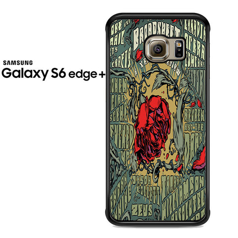 Broken Social Scene Samsung Galaxy S6 Edge Plus Case