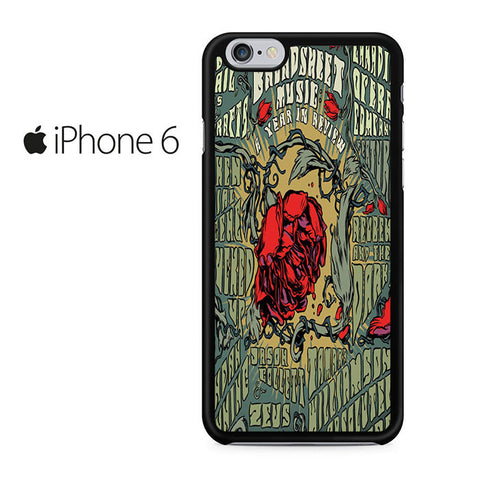 Broken Social Scene Iphone 6 Iphone 6S Case