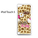 Brown Hello Kitty Ipod Touch 5