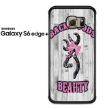 Browning Camo Beautiful Samsung Galaxy S6 Edge Plus Case