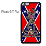 Browning Rebel Flag Iphone 6 Plus Iphone 6S Plus Case