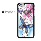 Butterfly Elegant Iphone 6 Iphone 6S Case