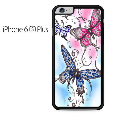 Butterfly Elegant Iphone 6 Plus Iphone 6S Plus Case