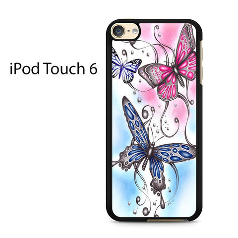 Butterfly Elegant Ipod Touch 6