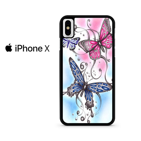Butterfly Elegant Iphone X Case